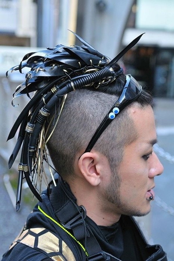 New Punk Hairstyles for Guys in 2015 (5)
