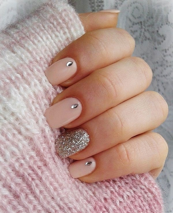 Pink Nail Art Designs for Beginners9
