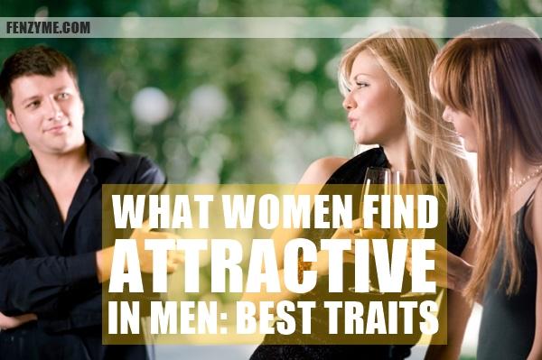 What Women find attractive in Men1.1