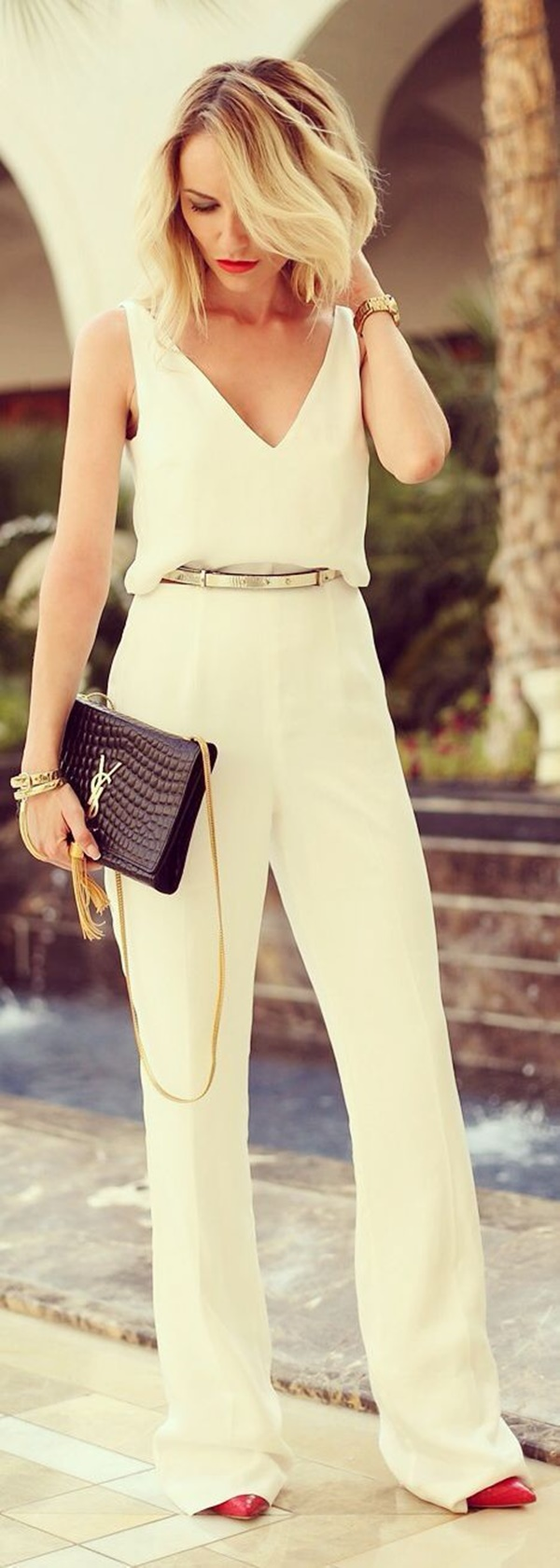 Hot Jumpsuit outfit ideas for Girls16.1