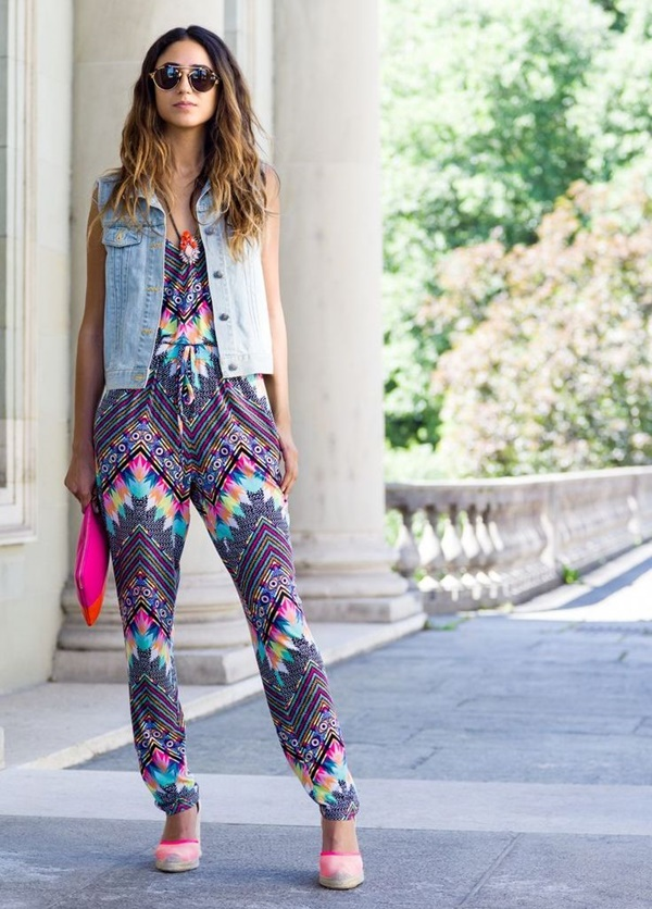 Hot Jumpsuit outfit ideas for Girls22