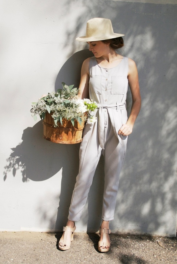 Hot Jumpsuit outfit ideas for Girls37