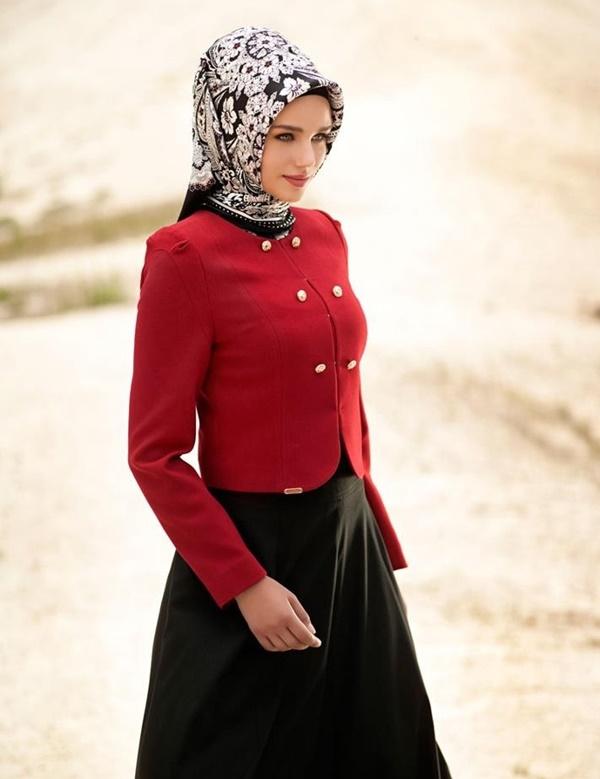 Latest Hijab Fashion Style for Inspiration1