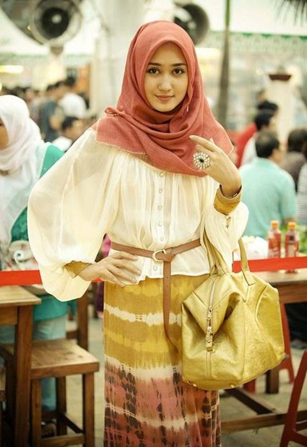 Latest Hijab Fashion Style for Inspiration11