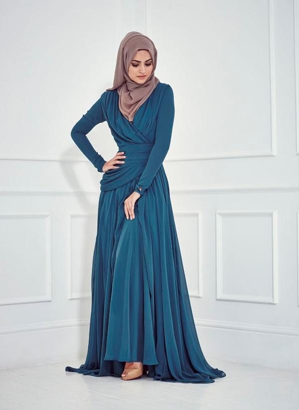 Latest Hijab Fashion Style for Inspiration14