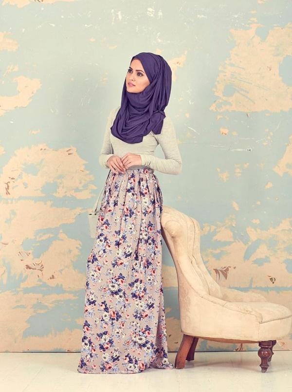 Latest Hijab Fashion Style for Inspiration15