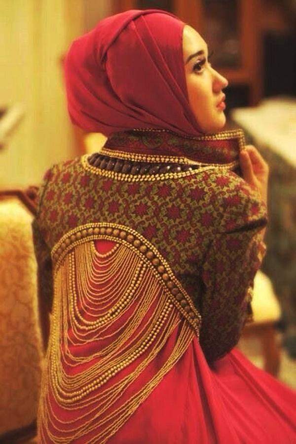 Latest Hijab Fashion Style for Inspiration16