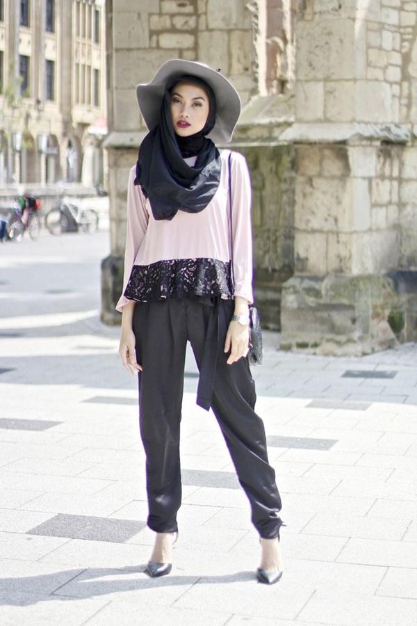Latest Hijab Fashion Style for Inspiration17