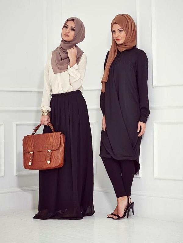 50 Latest Hijab Fashion Style For Inspiration 2015