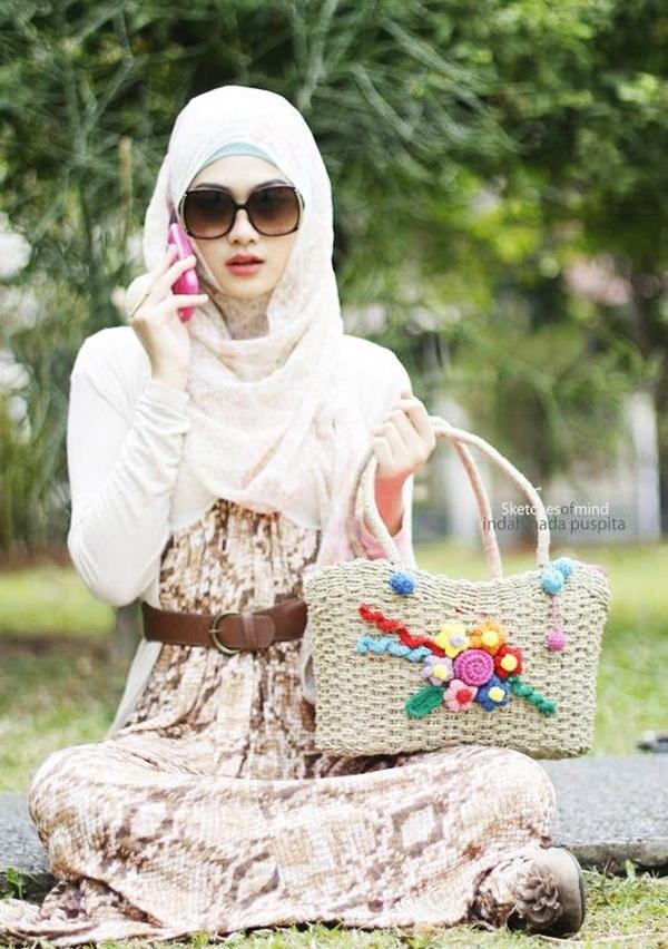 Latest Hijab Fashion Style for Inspiration26