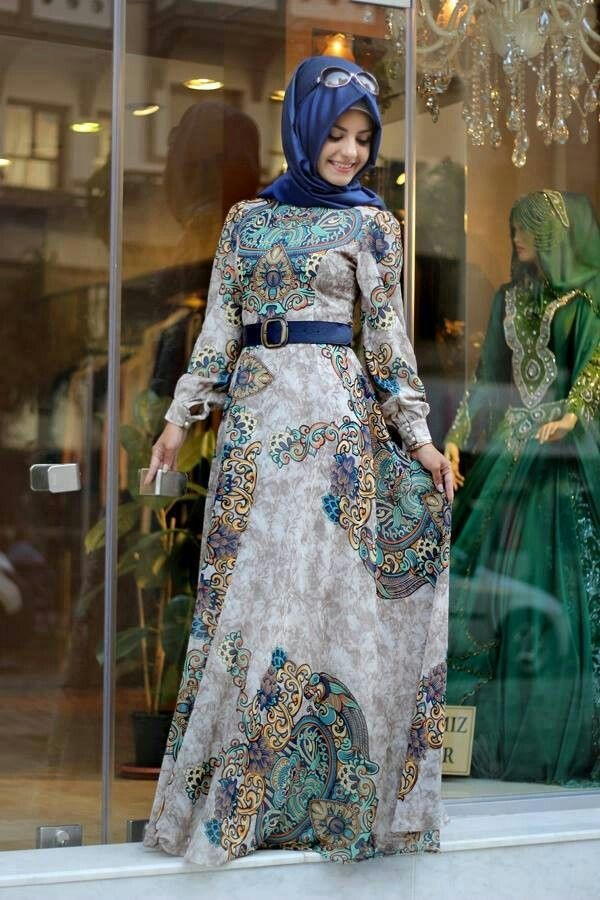 Latest Hijab Fashion Style for Inspiration28