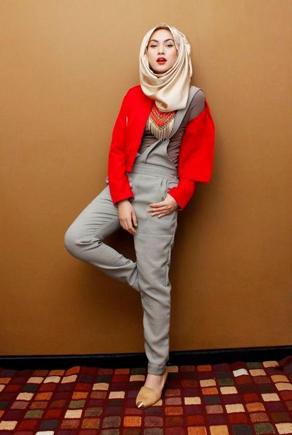 Latest Hijab Fashion Style for Inspiration29