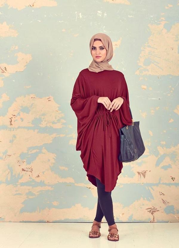 Latest Hijab Fashion Style for Inspiration3