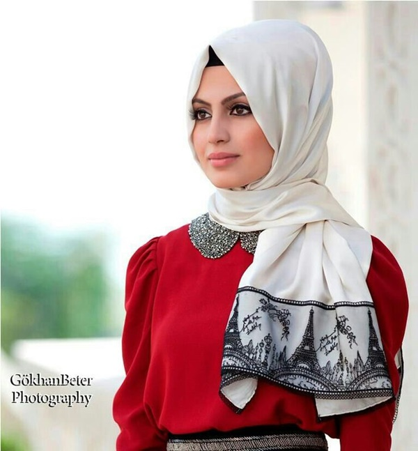 Latest Hijab Fashion Style for Inspiration30