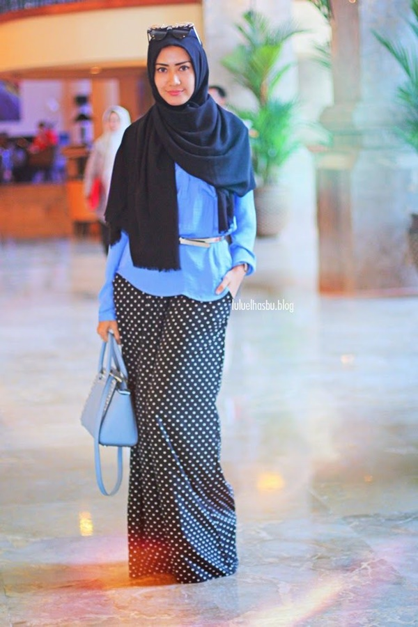 Latest Hijab Fashion Style for Inspiration31