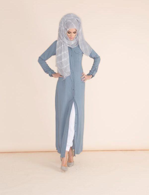 Latest Hijab Fashion Style for Inspiration38