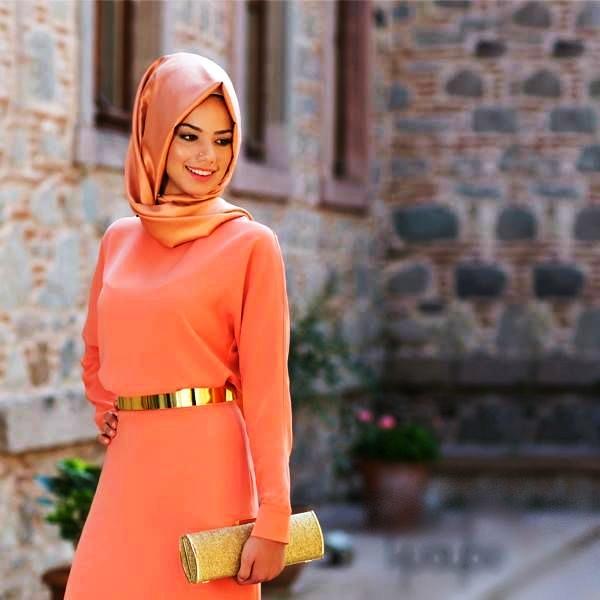Latest Hijab Fashion Style for Inspiration4