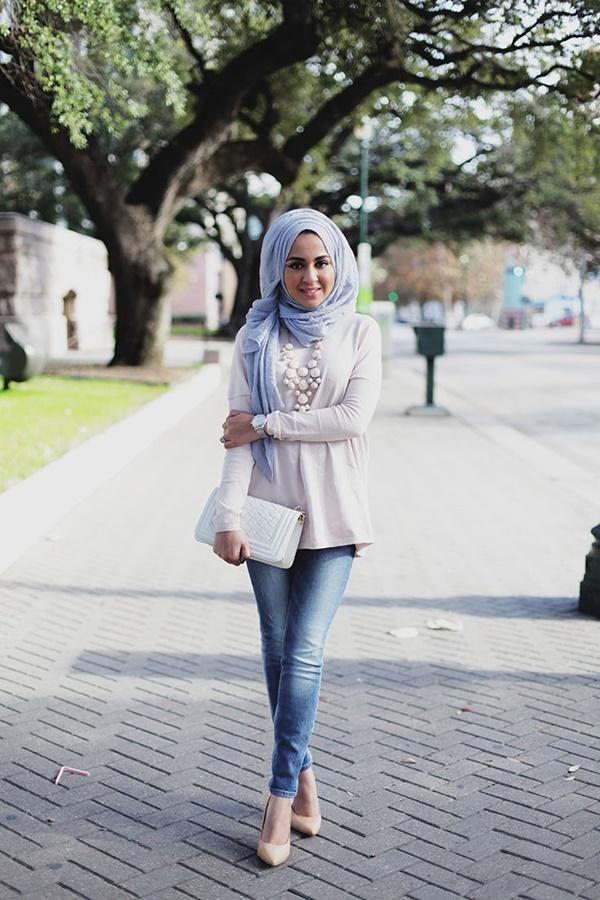 Latest Hijab Fashion Style for Inspiration6