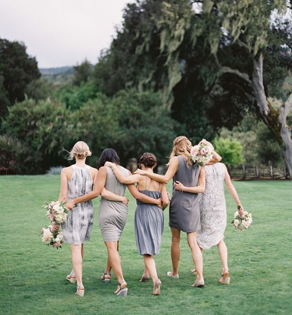 Mismatched Bridesmaid Dresses13
