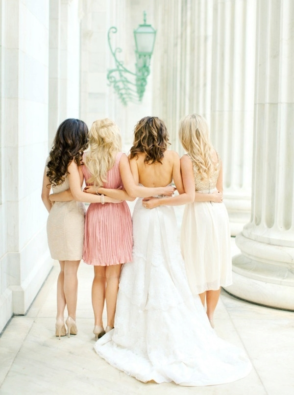 Mismatched Bridesmaid Dresses16.1