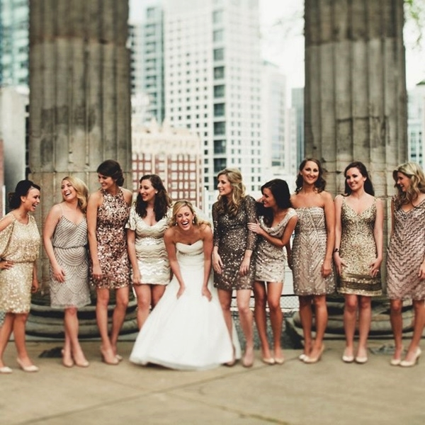 Mismatched Bridesmaid Dresses20
