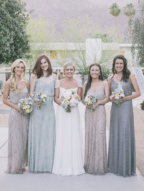 Mismatched Bridesmaid Dresses26