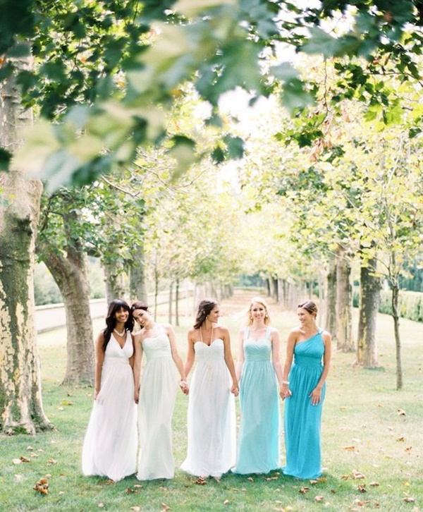 Mismatched Bridesmaid Dresses27