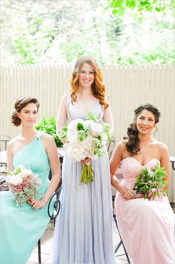 Mismatched Bridesmaid Dresses4