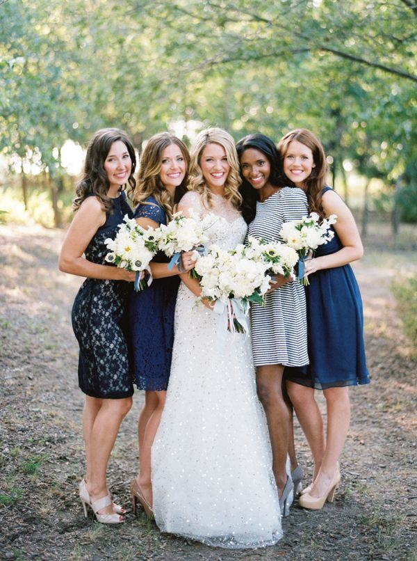 Mismatched Bridesmaid Dresses6