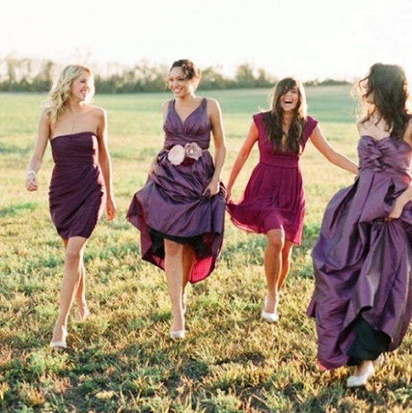 Mismatched Bridesmaid Dresses7