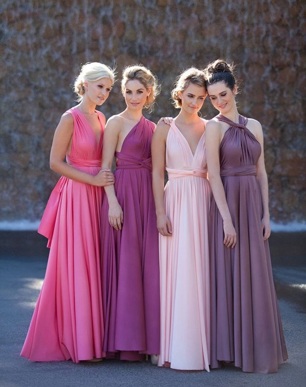 Mismatched Bridesmaid Dresses9.1