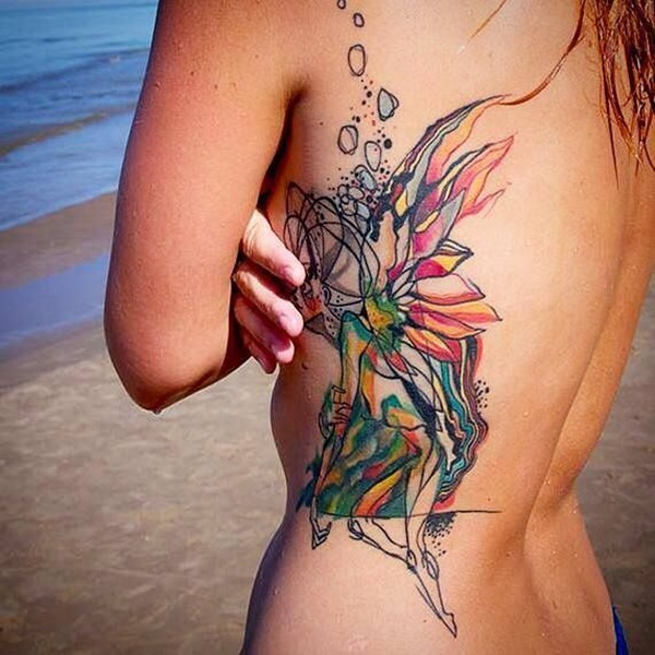 Watercolor Tattoo Designs and Ideas3