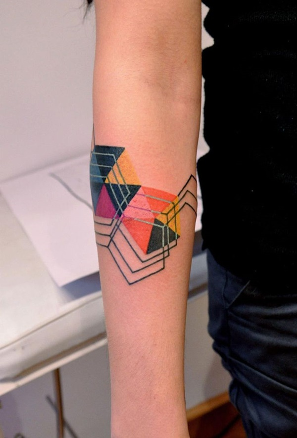 Watercolor Tattoo Designs and Ideas8
