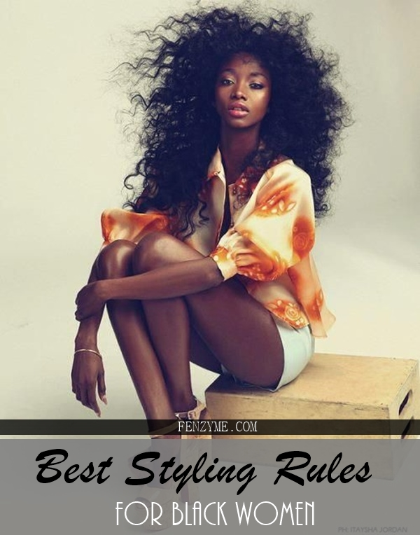 Best Styling Rules for Black Girls1.2