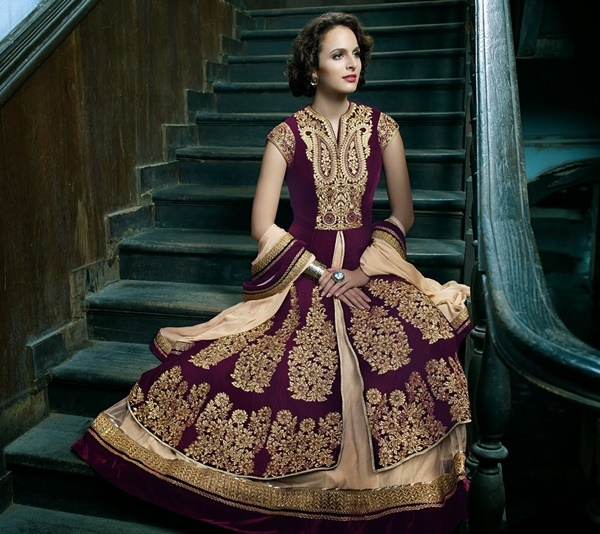 Elegant Indian Dresses and Outfits1