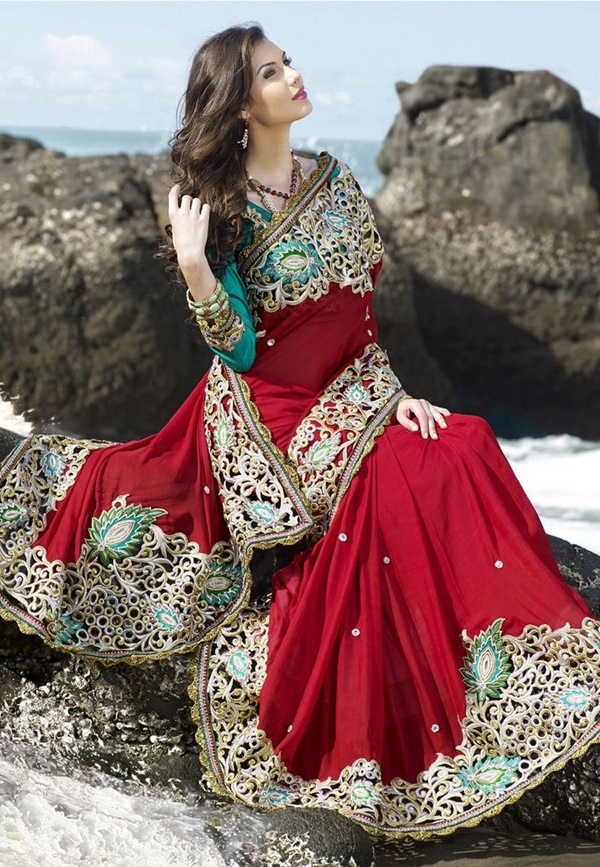 Elegant Indian Dresses and Outfits12