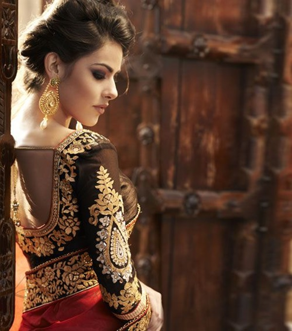 Elegant Indian Dresses and Outfits28