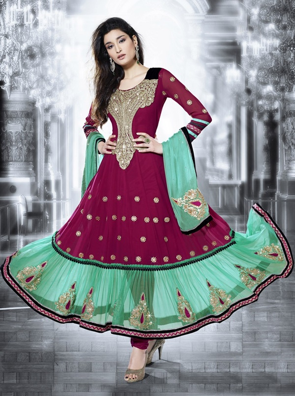 Elegant Indian Dresses and Outfits3