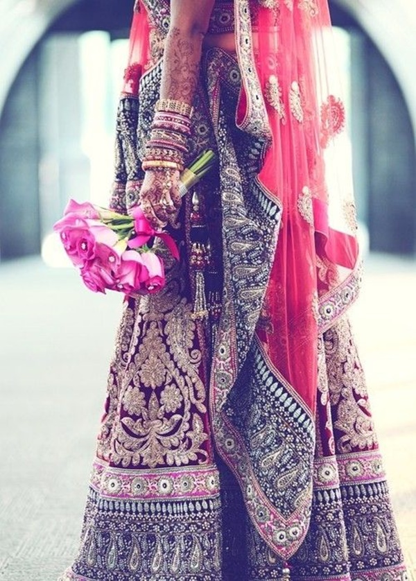 Elegant Indian Dresses and Outfits37