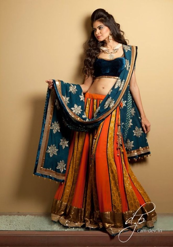 Elegant Indian Dresses and Outfits38