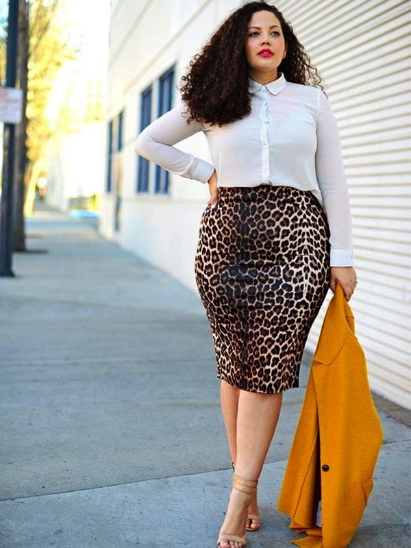 Sexy Curvy Girl Fashion Outfits and Ideas1