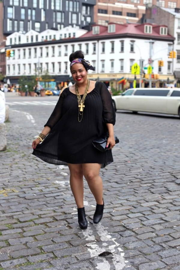 Sexy Curvy Girl Fashion Outfits and Ideas38