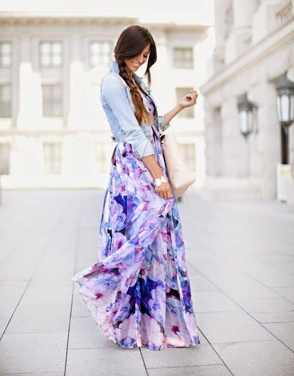 Cute Floral Print Summer Attires13