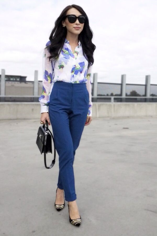 Cute Floral Print Summer Attires19