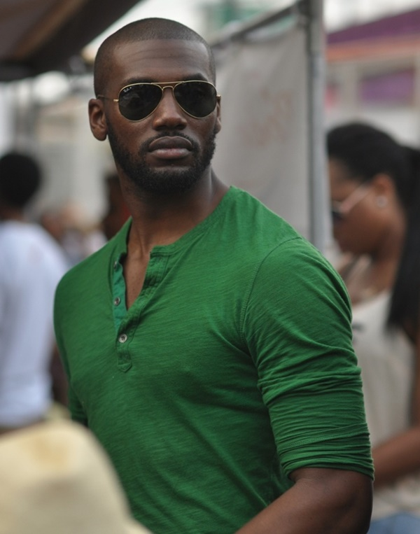 Latest Haircut Styles for Black Men11