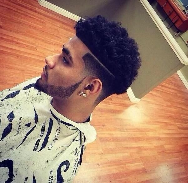 Latest Haircut Styles for Black Men21