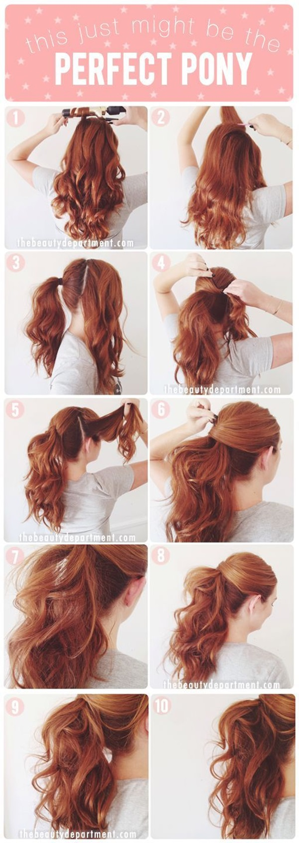 Simple Five Minute Hairstyles (11)