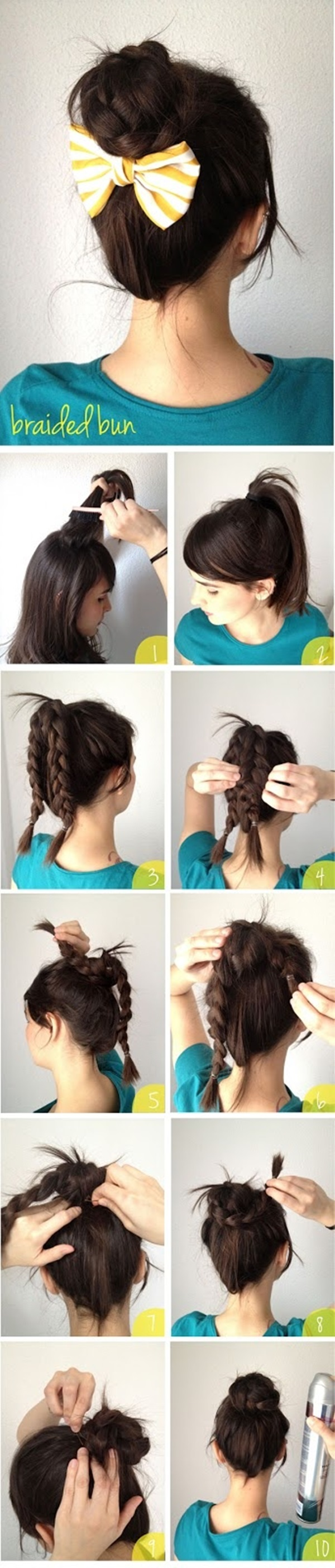 Simple Five Minute Hairstyles (16)