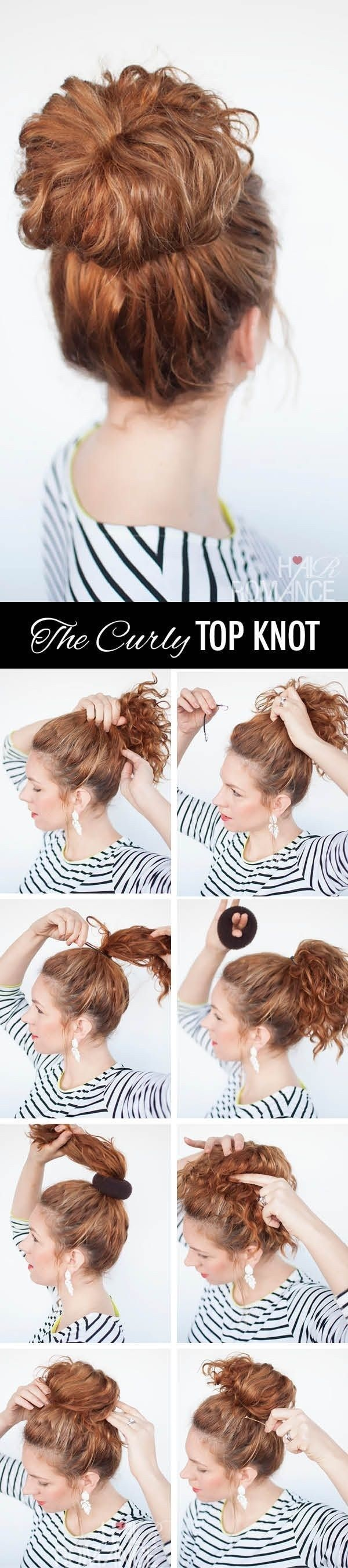 Simple Five Minute Hairstyles (17)