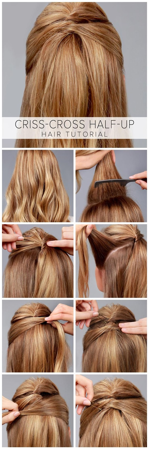 Simple Five Minute Hairstyles (19)